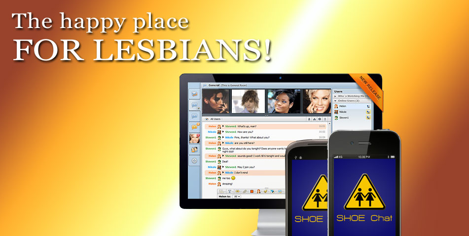 Lesbian Chat - Made by Lesbians for Lesbians